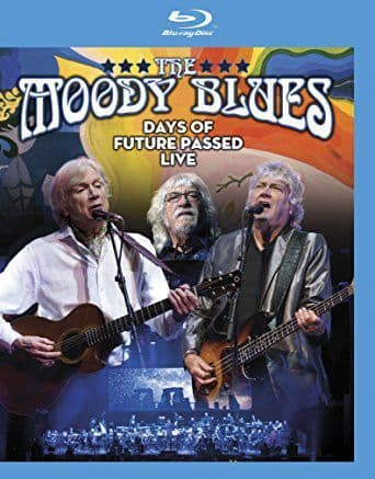 The Moody Blues<br>Days Of Future Passed Live<br>Blue-ray, Multichannel